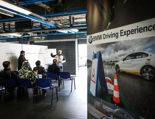 bmw driving experience per viaggiare sicuri