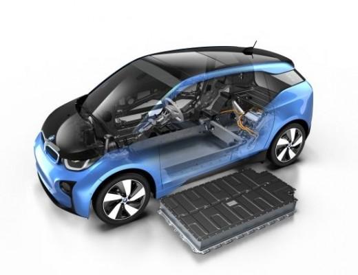 BMW i per 200 km in guida elettrica