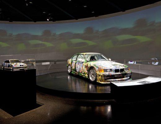 BMW alla 16ma quadriennale d'arte
