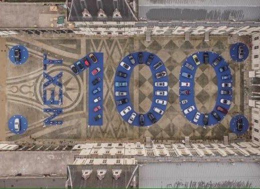 Gli anniversari BMW al Parco del Valentino