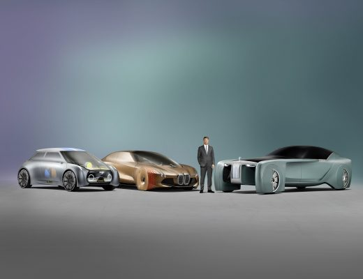 L'immagine del futuro del BMW Group