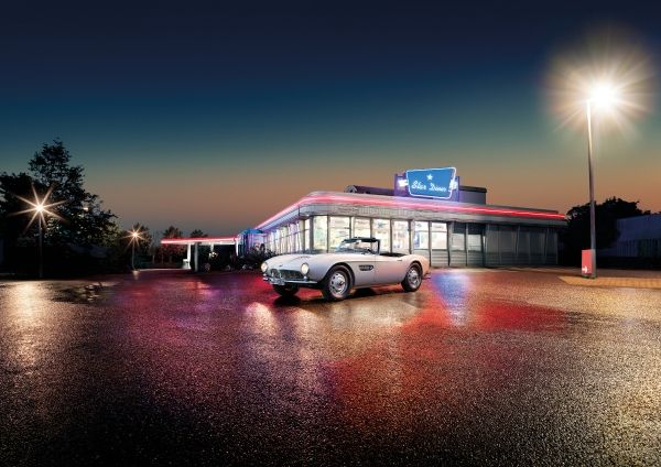 La BMW 508 di Elvis Presley