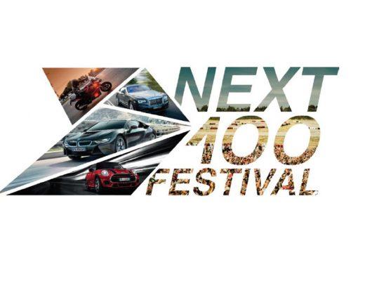 Next 100 Festival a Monza dal 23 settembre