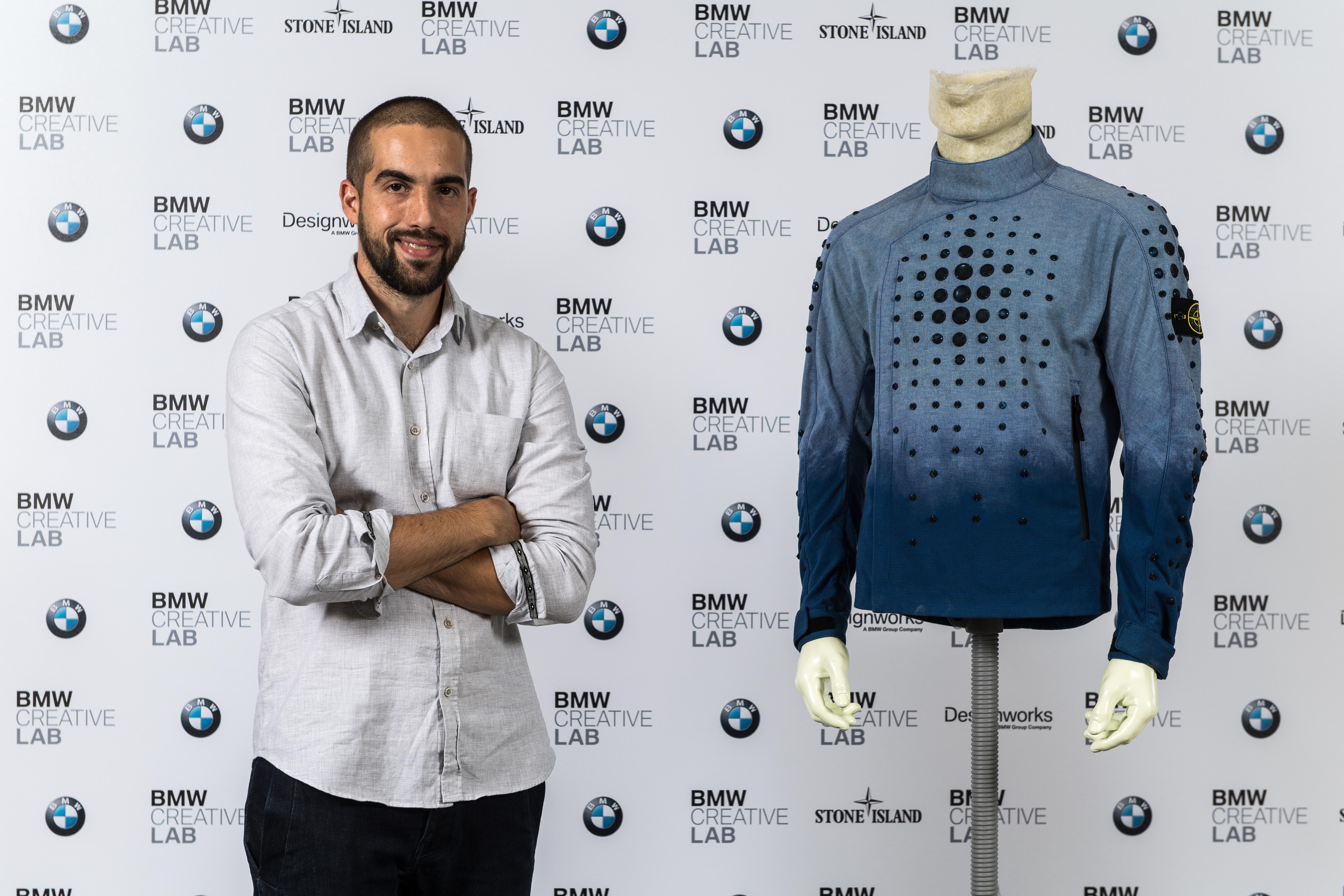Kristian Terziev vince il BMW Creative Lab