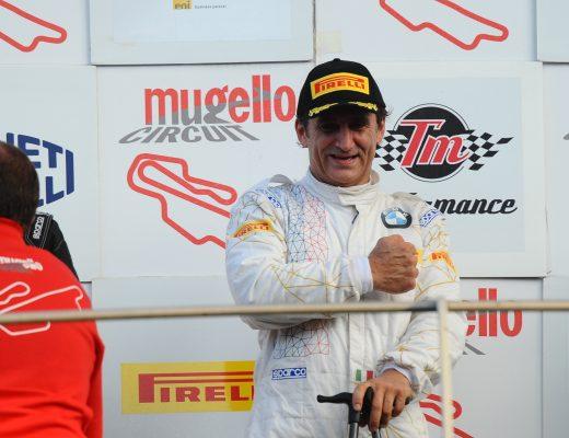 Alex Zanardi trionfa al Mugello