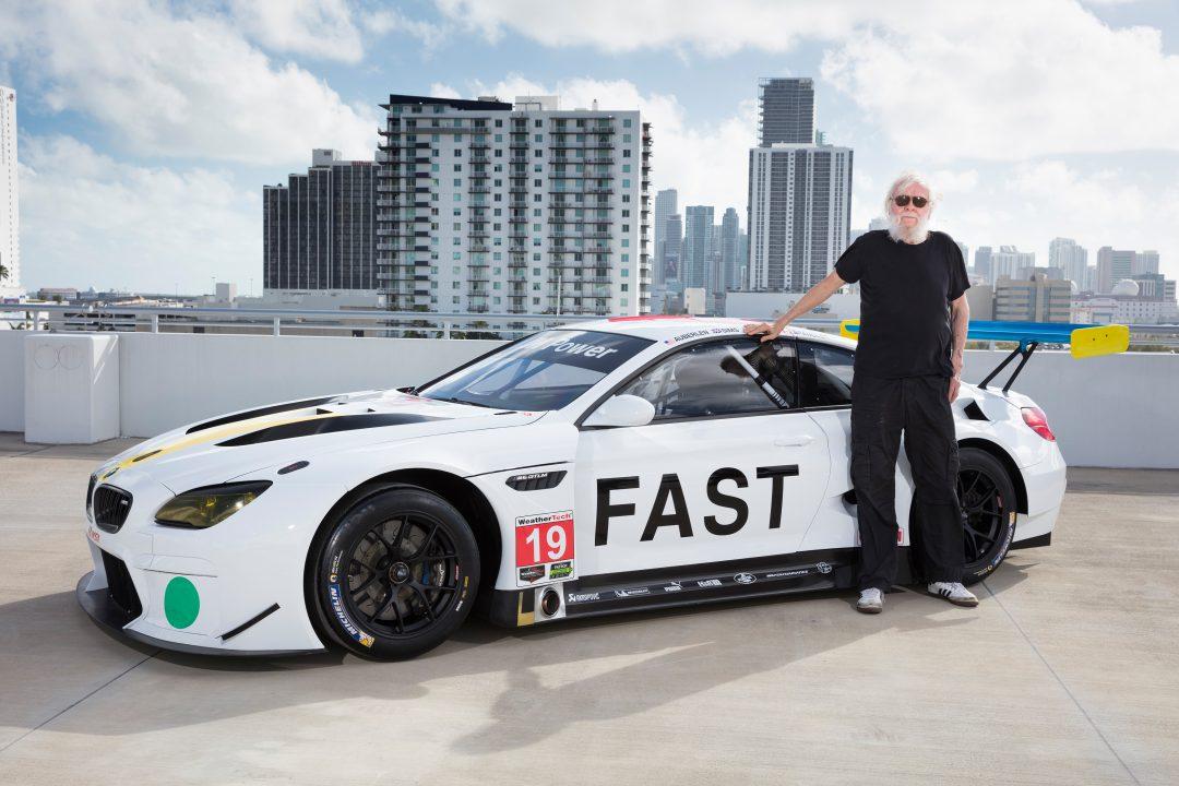 A Miami presentata la 19ma BMW Art Car