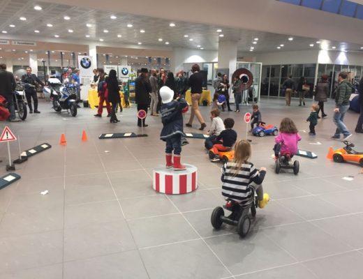 Oltre 26.500 bambini hanno partecipato al BMW Family&Kids Tour