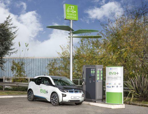 BMW partner di EVA+ per la mobilità elettrica in autostrada.