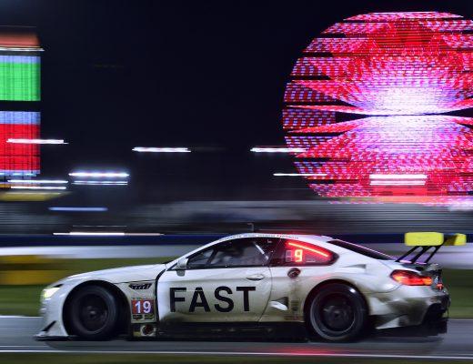 Ottavo posto per la BMW Art Car firmata John Baldessari
