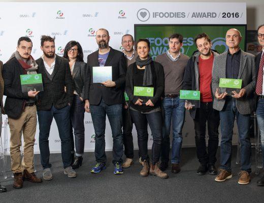 IFoodies Award 2016, un grande successo!