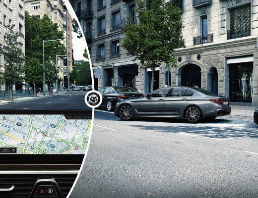 Vettura e Smartphone dialogano con ConnectedDrive