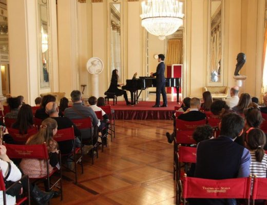 open day alla Scala per i collaboratori di BMW Italia