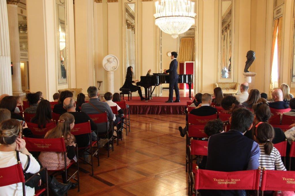 open day alla Scala per i collaboratori di BMW Italia