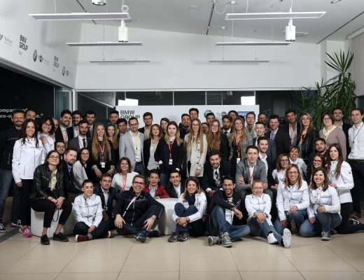 100 giovani studenti e neolaureati al primo BMW Group Italia Open Day. #BMWOpenday