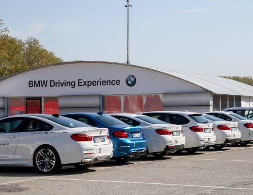 BMW Driving Experience, la scuola di guida itinerante di BMW Italia