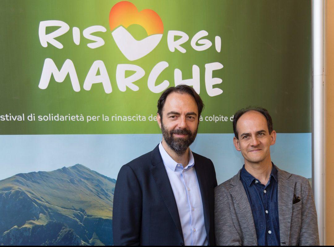 BMW Italia al fianco di Neri Marcorè per RisorgiMarche