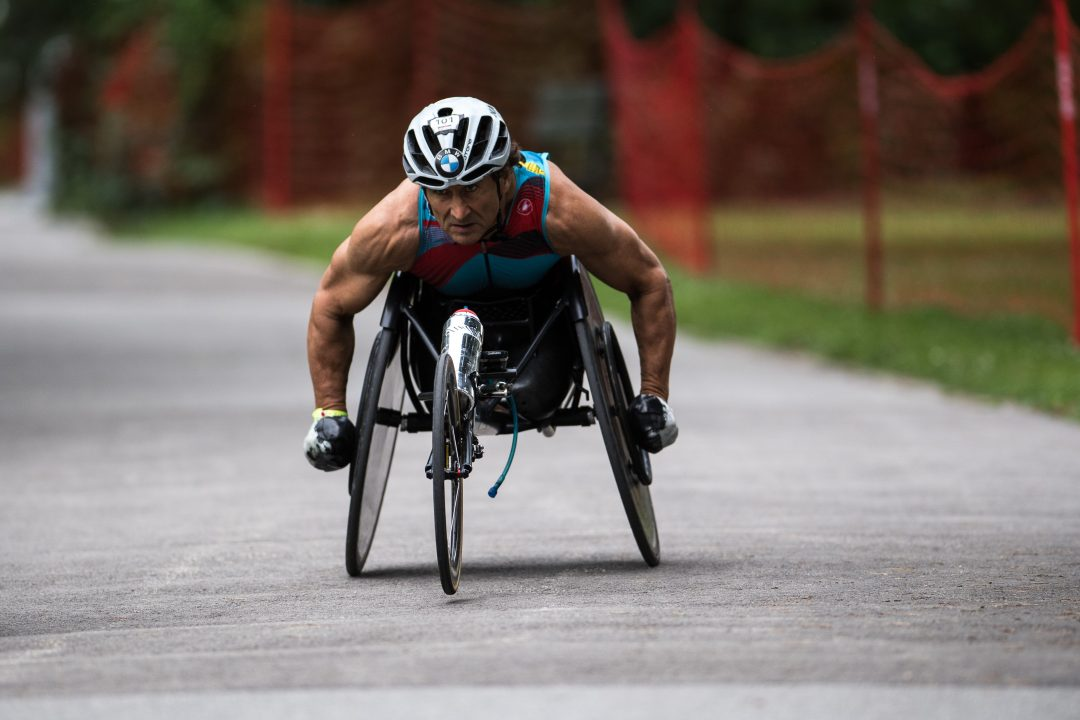 Record nel triathlon per Zanardi in Austria!