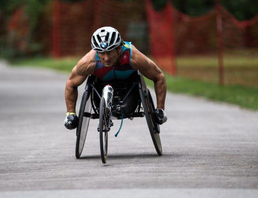 Record nel triathlon per Zanardi in Austria!