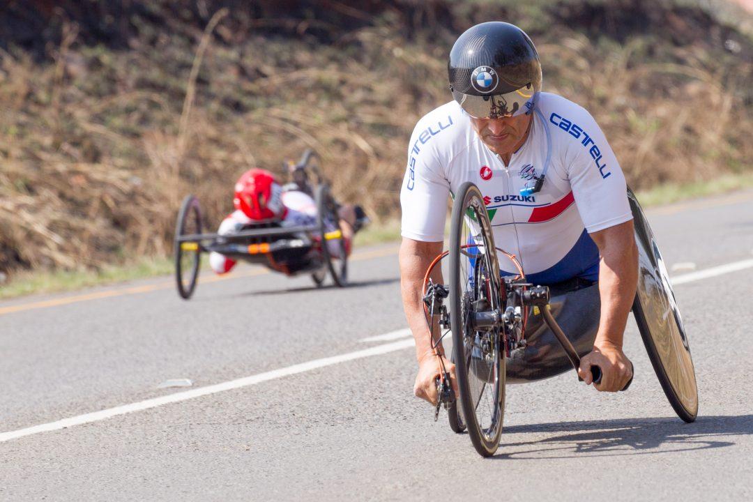 Alex Zanardi Sudafrica