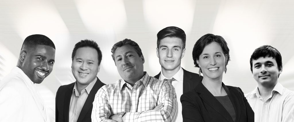 TED e BMW i: i sei finalisti