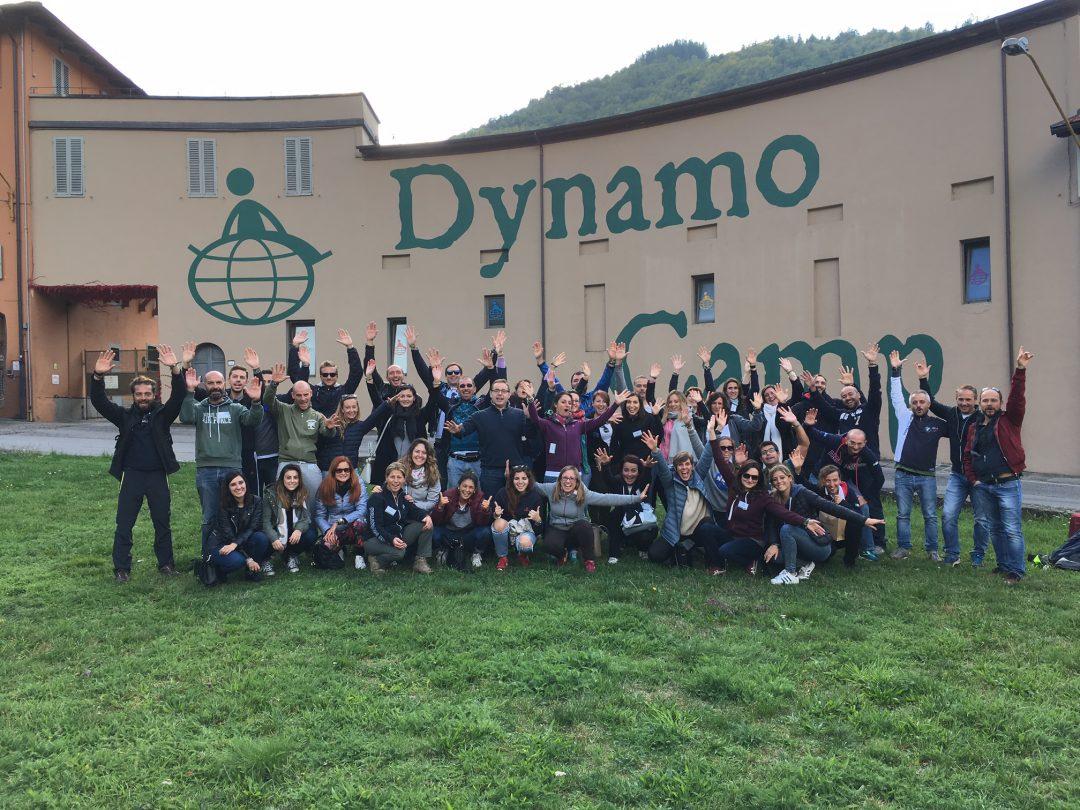 Volunteering Dynamo Camp