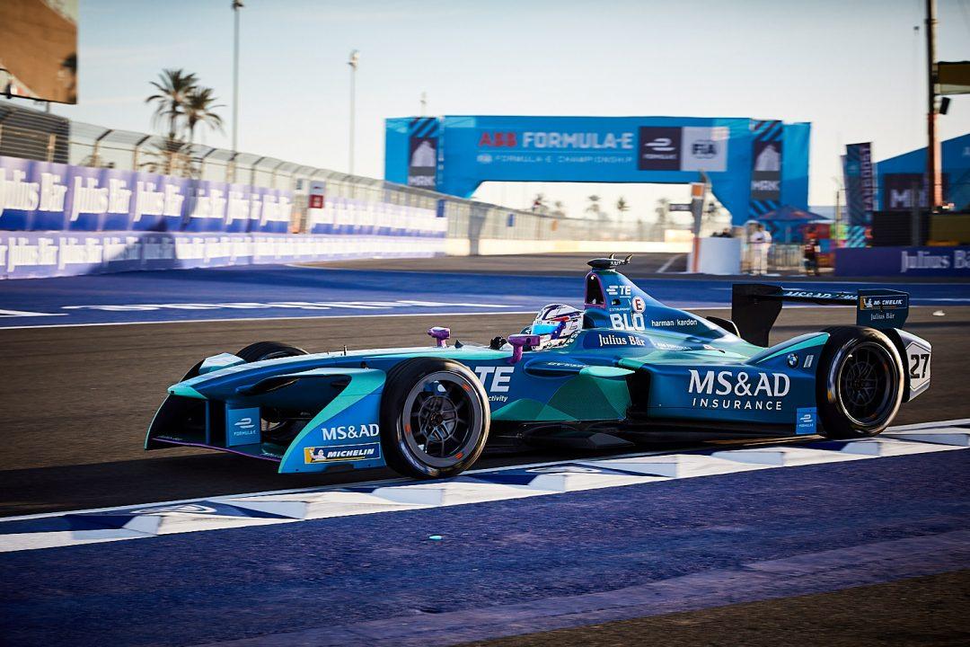 BMW sempre protagonista in Formula E