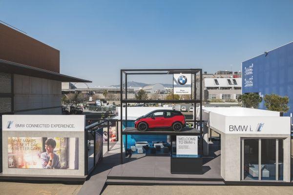 Al Mobile World Congress, BMW mostra la guida autonoma di livello 5