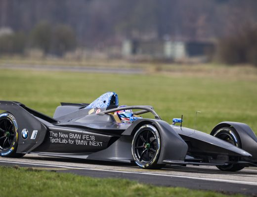 Primi test per la monoposto BMW i FE 2018. Il successo della gara di Roma proietta il team già alla prossima stagione.