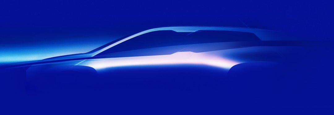 Prime immagini della BMW iNext. Il futuro della mobilità sostenibile si vicina a grandi passi.