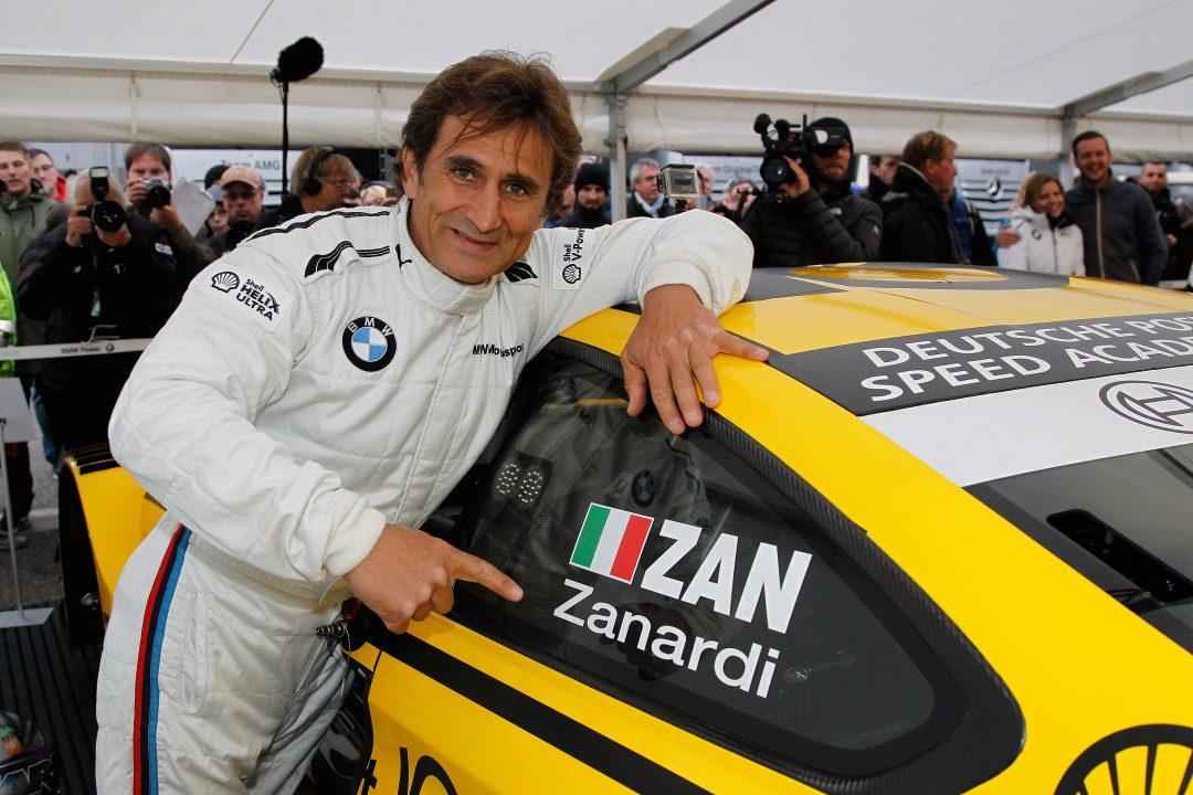 Alex Zanardi torna in una gara ufficiale del DTM a Misano il prossimo mese di agosto.