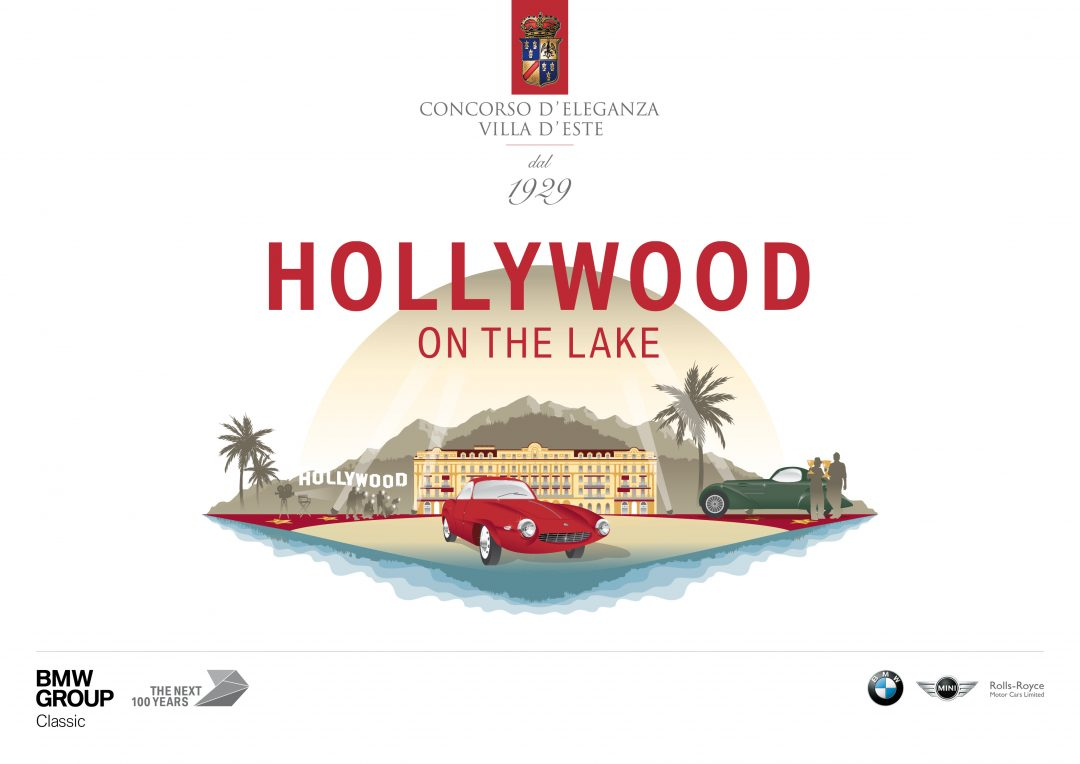 Hollywood on the lake. Si rinnova la magia del Concorso d'eleganza di Villa d'Este.