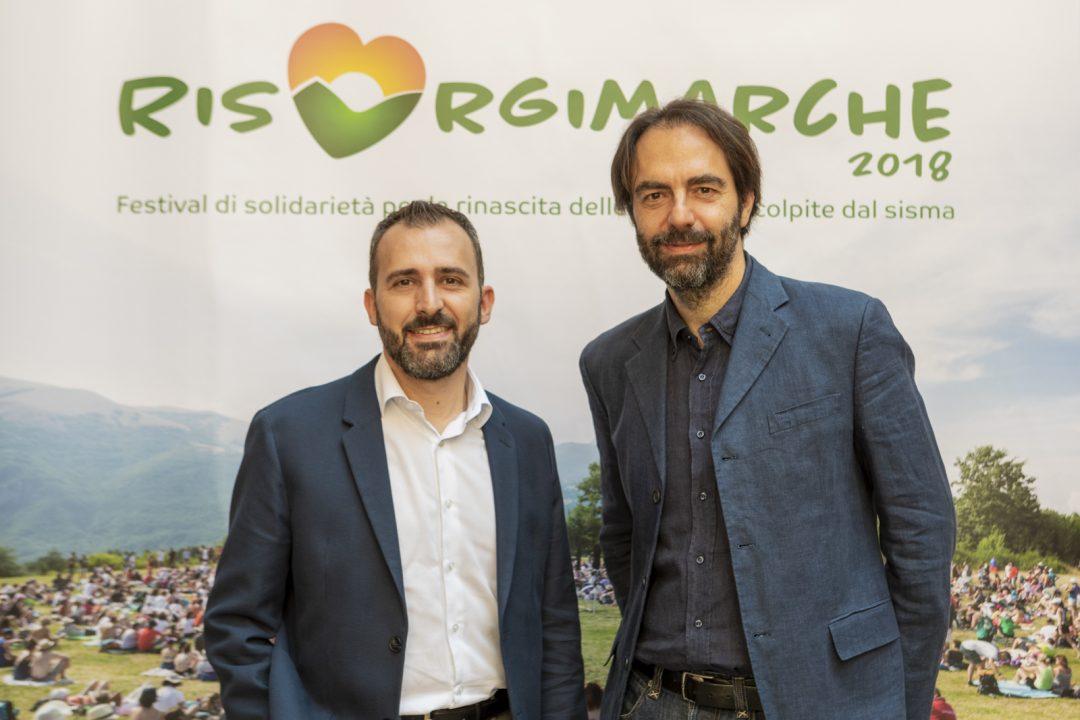 Bmw Italia di nuovo al fianco di RisorgiMarche e Neri Marcorè.