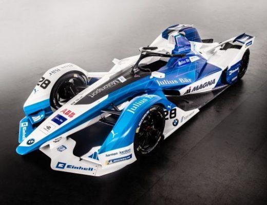 Presentata la BMW iFE.18 che gareggerà in Formula E
