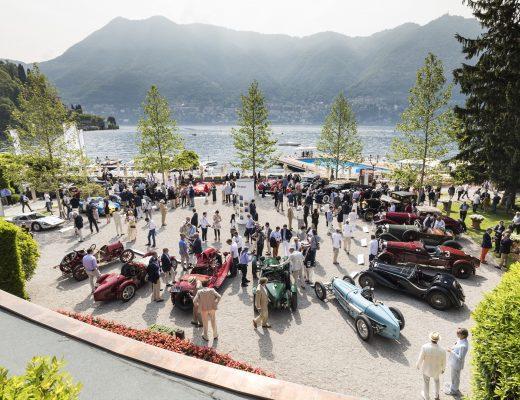 Una sinfonia di motori per i 90 anni del Concorso d'eleganza di Villa d'Este