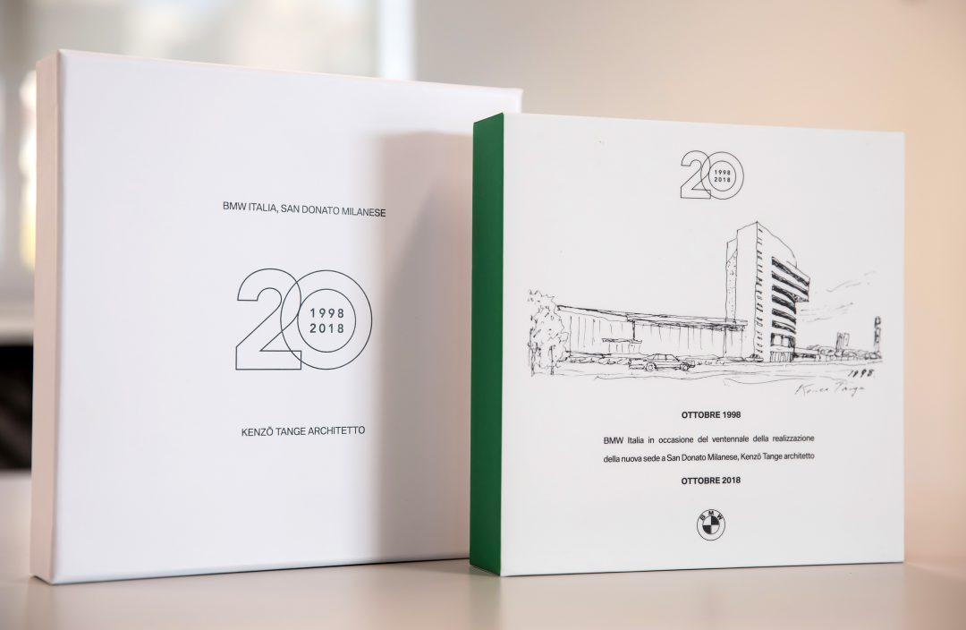 La sede di BMW Italia di San Donato Milanese festeggia 20 anni