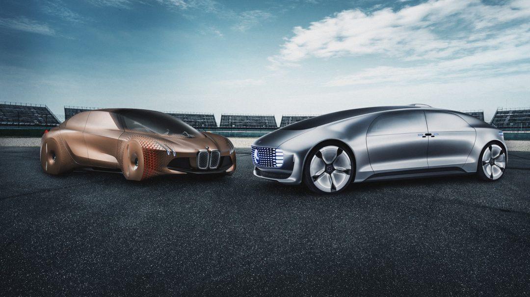 BMW e Daimler insieme per la guida autonoma