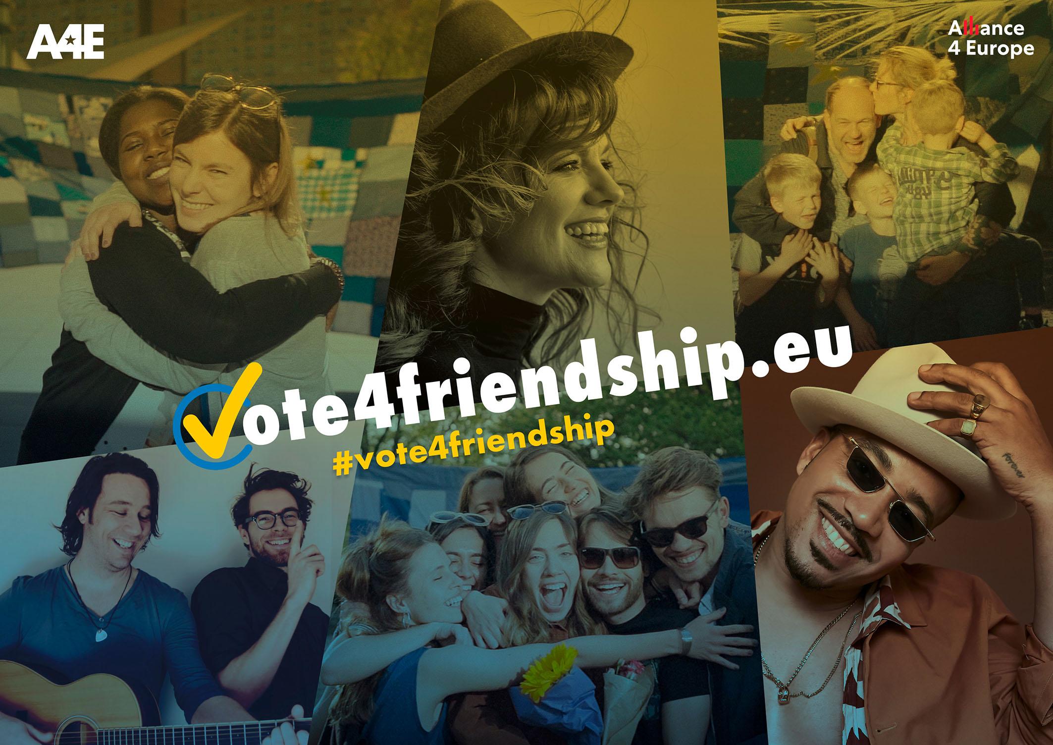 #vote4friendship – Scegli Europa!