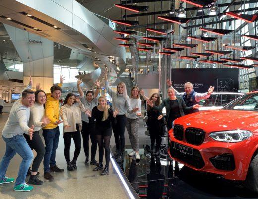 BMW Group riconosciuto in tutto il mondo come datore di lavoro di riferimento