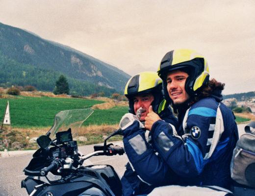 """BMW Motorrad affronta il tema dell'Autismo nel film """"Se ti abbraccio non avere paura"""" di Ushuaia"""""""