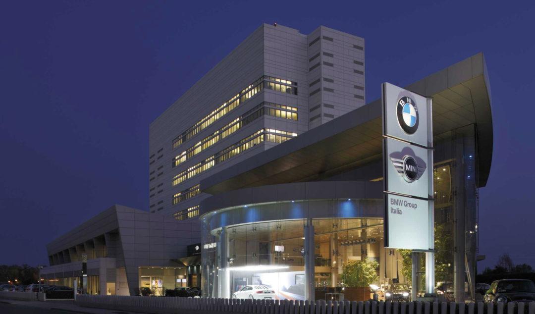 50mila mascherine per gli ospedali italiani da BMW Group Italia e 12 concessionari