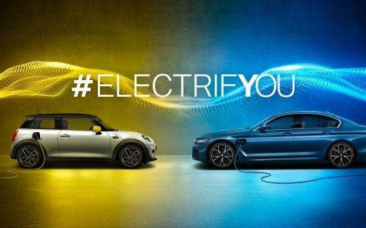 #ElectrifYou, al via il tour elettrificato di BMW Italia.