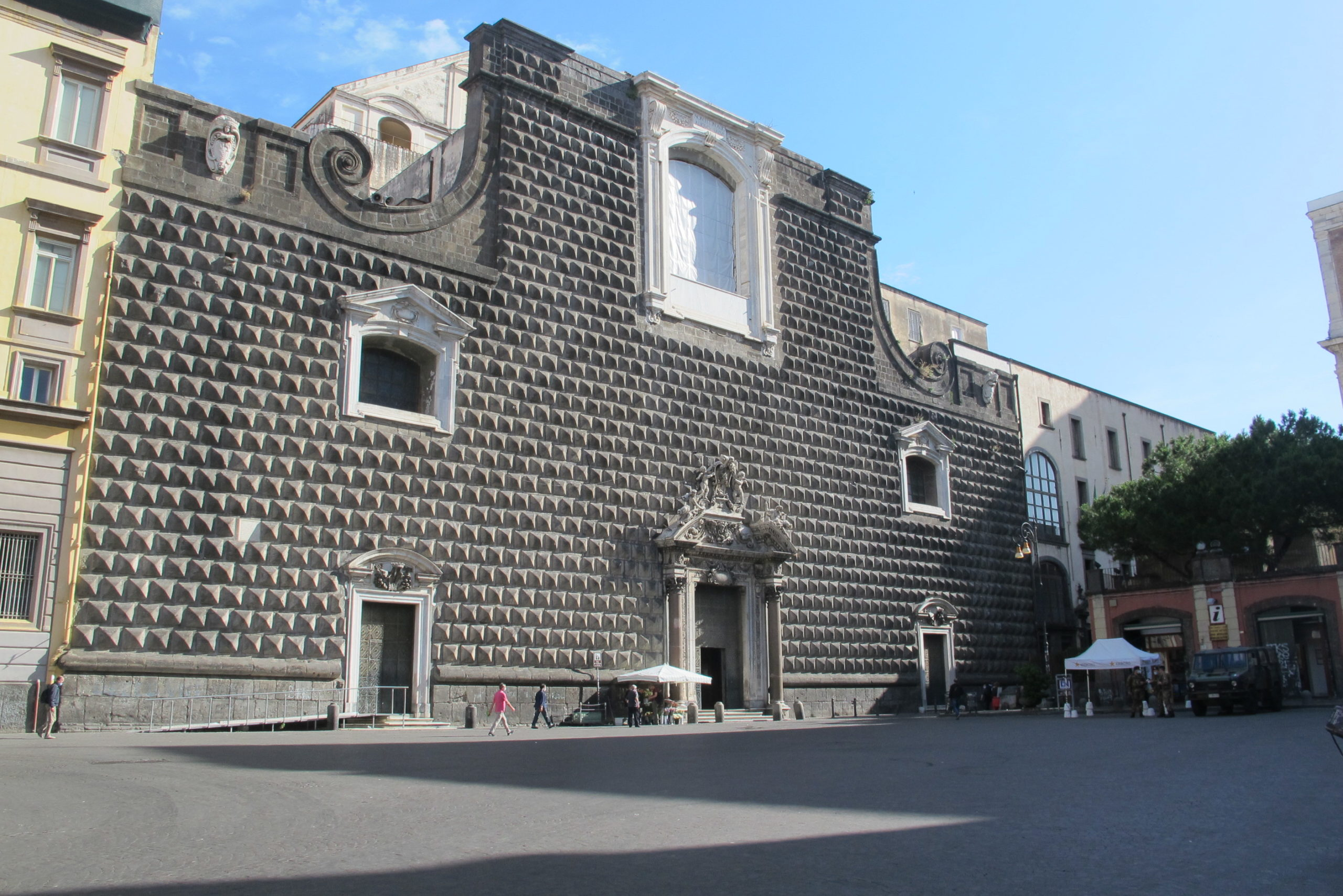 Napoli – Agostino 'O Pazzo