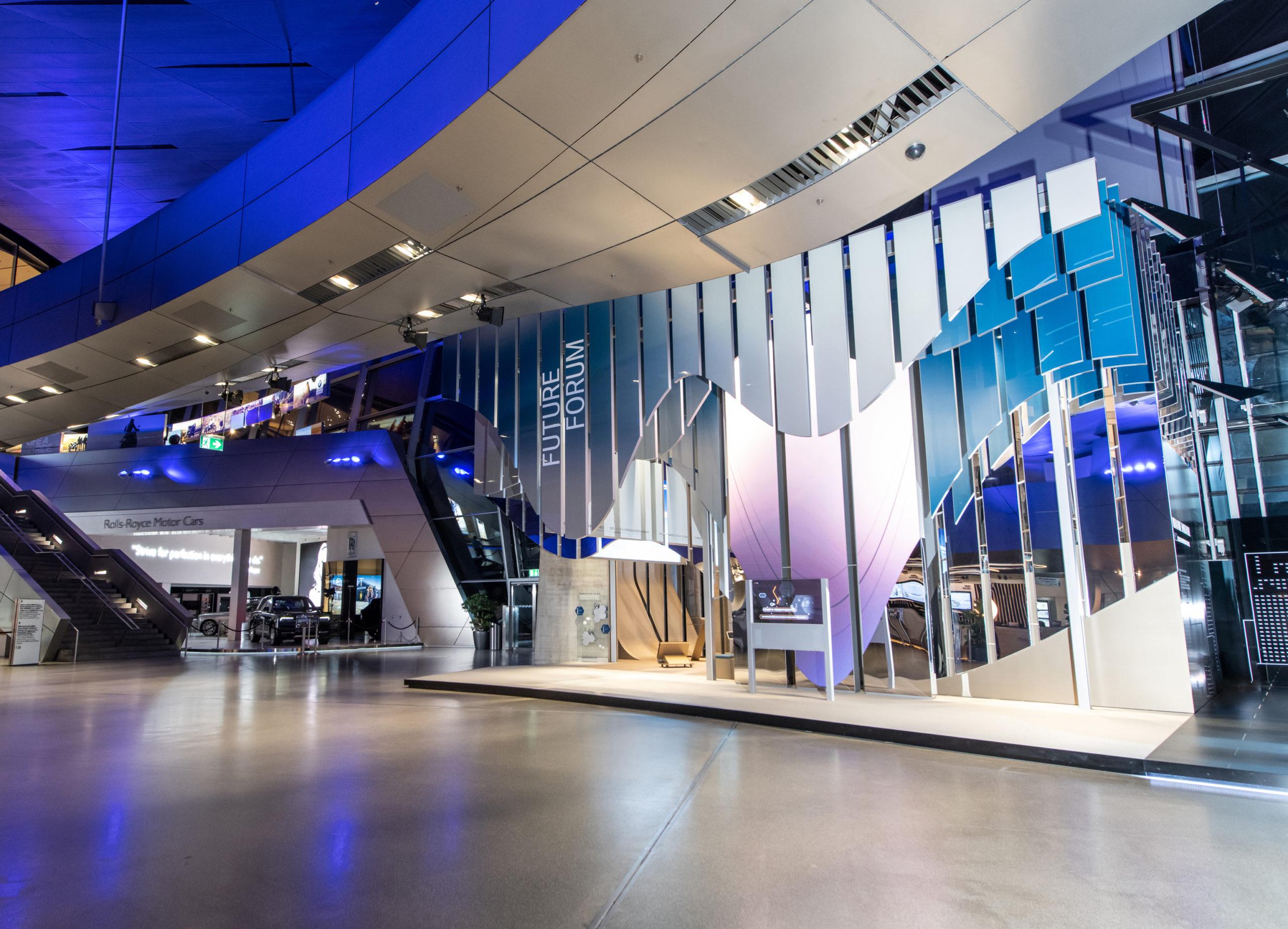 FUTURE FORUM by BMW Welt