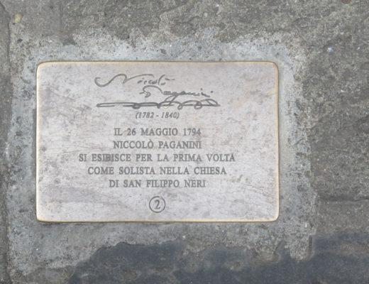 Genova – L'ombra di Paganini